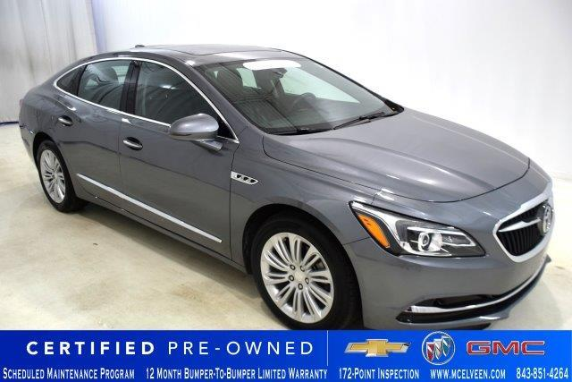 Certified Pre-Owned 2018 Buick LaCrosse 4dr Sdn Essence FWD
