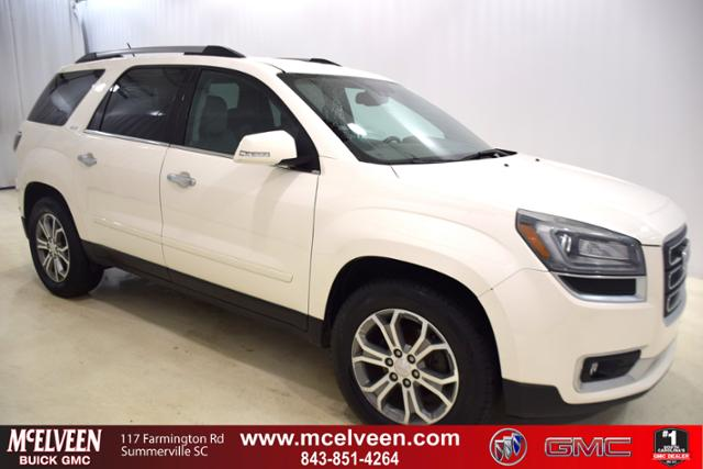 Pre-Owned 2014 GMC Acadia FWD 4dr SLT2