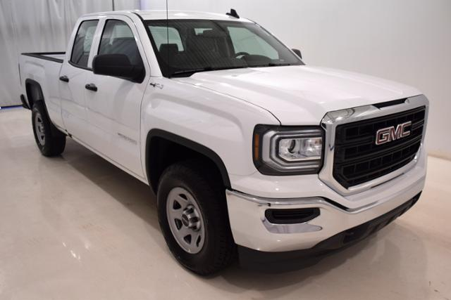 2017 Gmc Sierra 1500 Double Cab >> New 2017 Gmc Sierra 1500 4wd Double Cab 143 5 Extended Cab Pickup In