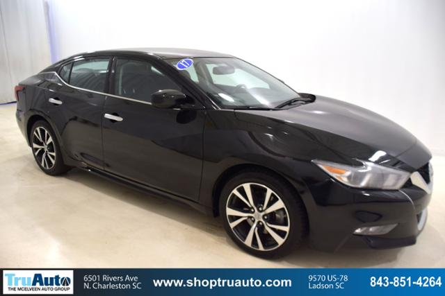 Pre Owned 2017 Nissan Maxima S 3 5l Ltd Avail 4dr Car In