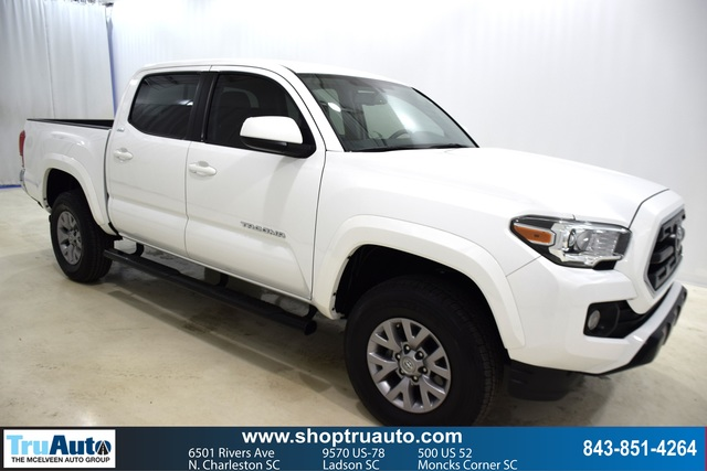 Pre Owned 2017 Toyota Tacoma Sr5 Double Cab 5 Bed V6 4x2 At