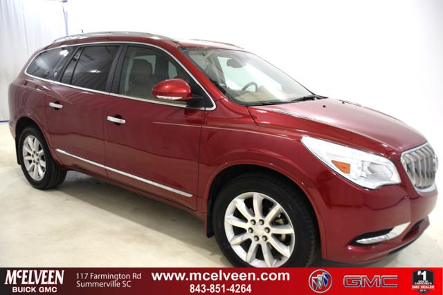 Pre-Owned 2014 Buick Enclave FWD 4dr Leather