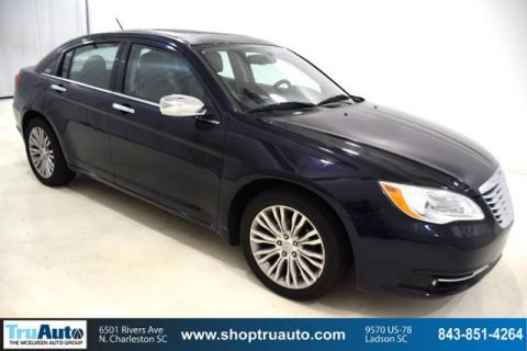 Pre-Owned 2012 Chrysler 200 4dr Sdn Limited