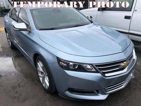 Certified Pre-Owned 2014 Chevrolet Impala 4dr Sdn LTZ w/1LZ