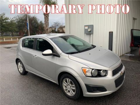 Pre-Owned 2013 Chevrolet Sonic 5dr HB Auto LT