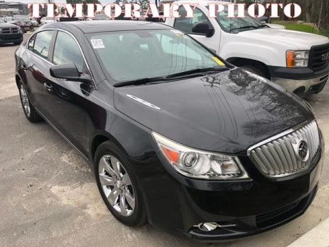 Pre-Owned 2011 Buick LaCrosse 4dr Sdn CXS