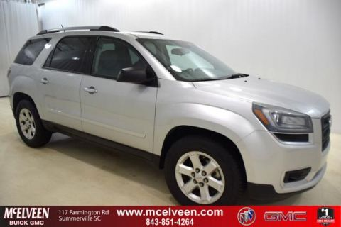 Pre-Owned 2015 GMC Acadia FWD 4dr SLE w/SLE-1