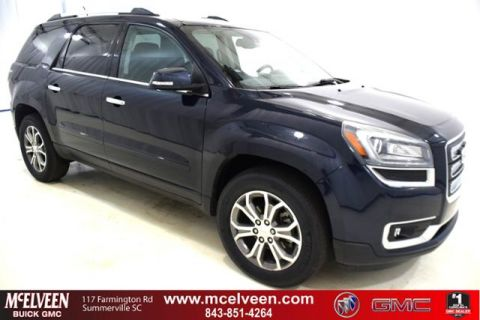 Pre-Owned 2015 GMC Acadia FWD 4dr SLT w/SLT-1