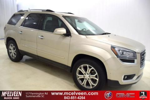Pre-Owned 2015 GMC Acadia FWD 4dr SLT w/SLT-2