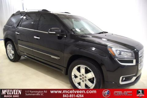 Pre-Owned 2016 GMC Acadia FWD 4dr Denali