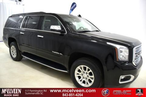 Certified Pre-Owned 2018 GMC Yukon XL 2WD 4dr SLT