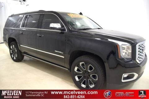 new gmc yukon xl in summerville mcelveen buick gmc. Black Bedroom Furniture Sets. Home Design Ideas