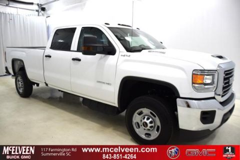 New 2019 GMC Sierra 2500HD 4WD Crew Cab 167.7