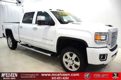 new gmc sierra 2500hd in summerville mcelveen buick gmc. Black Bedroom Furniture Sets. Home Design Ideas