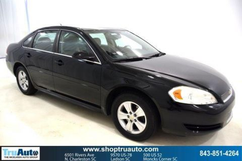 Pre-Owned 2014 Chevrolet Impala Limited 4dr Sdn LS