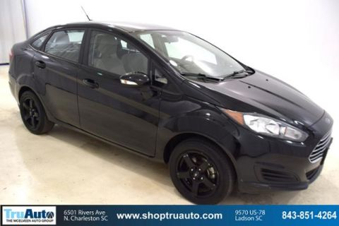 Pre-Owned 2016 Ford Fiesta 4dr Sdn SE