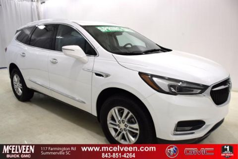 New 2018 Buick Enclave FWD 4dr Essence