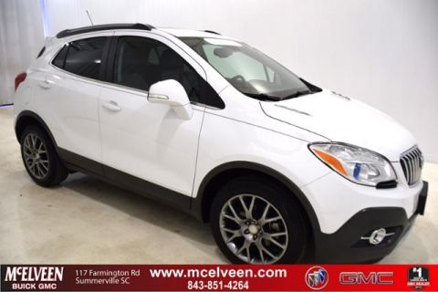 Certified Pre-Owned 2016 Buick Encore FWD 4dr Sport Touring