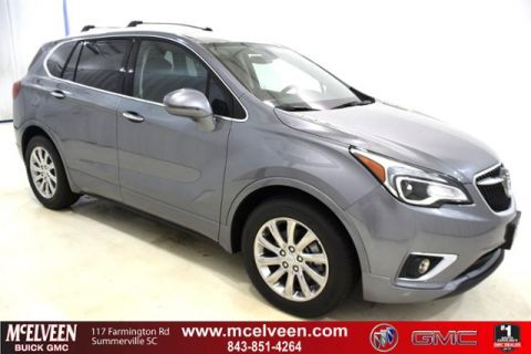 new buick envision in summerville mcelveen buick gmc. Black Bedroom Furniture Sets. Home Design Ideas