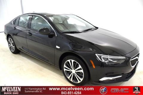 New 2018 Buick Regal Sportback 4dr Sdn Preferred II FWD