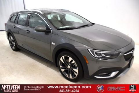 New 2018 Buick Regal TourX 5dr Wgn Preferred AWD